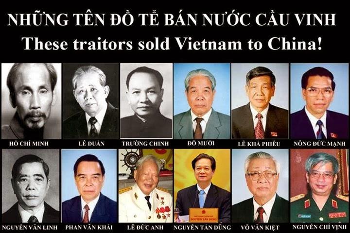 Image result for hồ chí minh tội đồ dân tộc