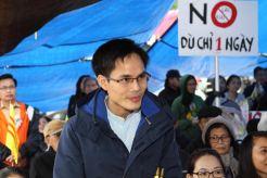 Nha dau Tranh Dan Chu- Bloger Le Van Son